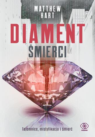 Okładka książki Diament śmierci