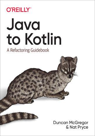 Okładka książki Java to Kotlin