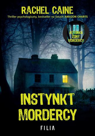 Okładka książki/ebooka Instynkt mordercy