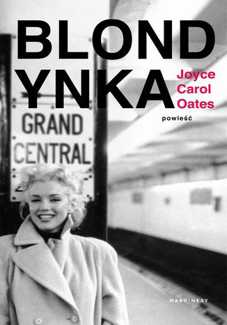 Okładka książki/ebooka Blondynka