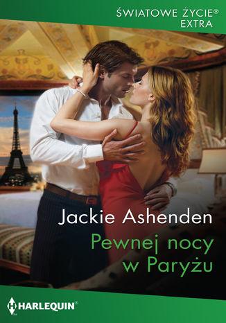 Okładka książki Pewnej nocy w Paryżu
