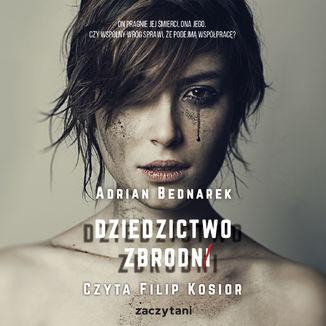 Okładka książki/ebooka Dziedzictwo zbrodni
