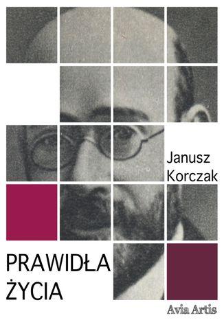 Okładka książki/ebooka Prawidła życia