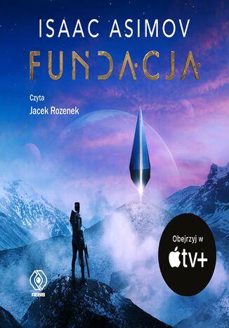 Okładka książki Fundacja. Fundacja