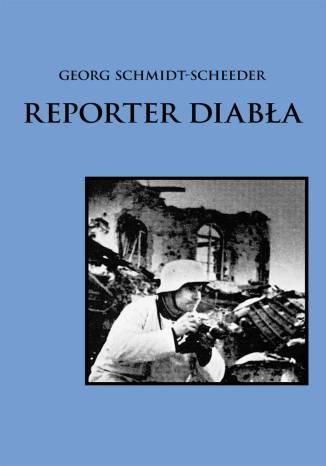 Okładka książki Reporter diabła