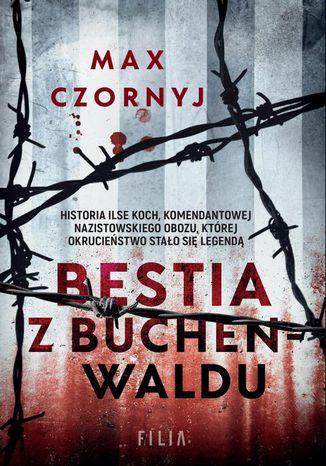 Okładka książki Bestia z Buchenwaldu