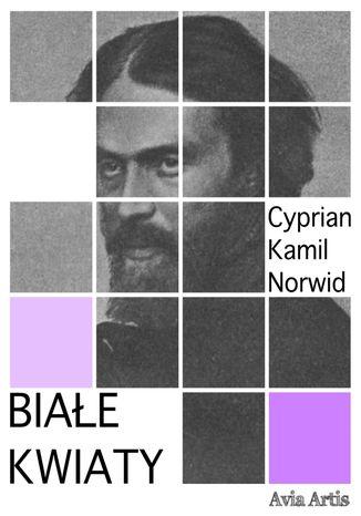 Okładka książki/ebooka Białe kwiaty