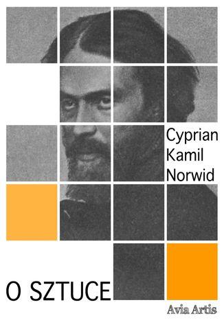 Okładka książki O sztuce