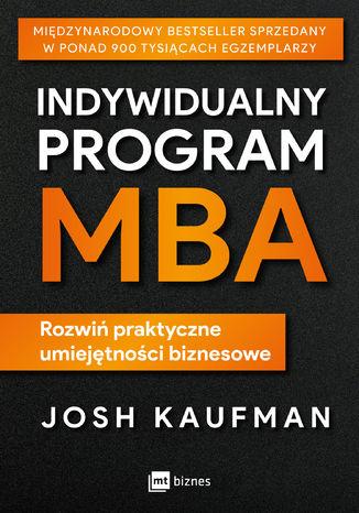 Okładka książki/ebooka Indywidualny program MBA