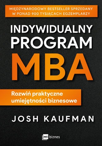 Okładka książki Indywidualny program MBA