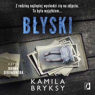 Okładka książki/ebooka Błyski