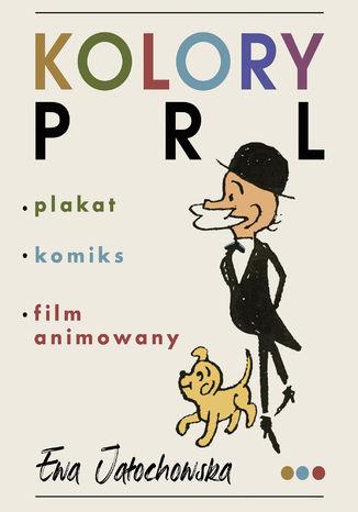 Okładka książki/ebooka Kolory PRL