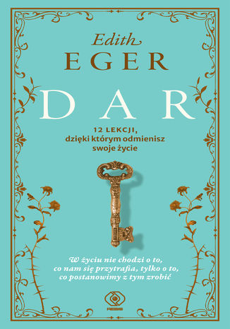 Okładka książki/ebooka Dar. 12 lekcji, dzięki którym odmienisz swoje życie