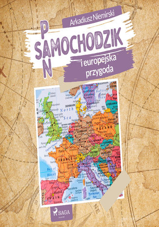 Okładka książki/ebooka Pan Samochodzik i europejska przygoda