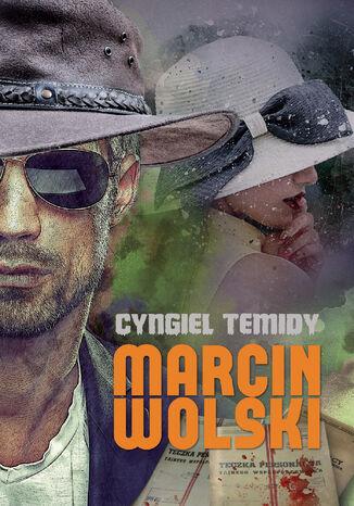 Okładka książki Cyngiel Temidy