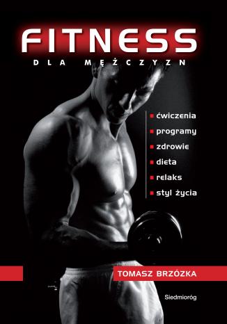 Okładka książki Fitness dla mężczyzn