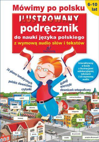 Okładka książki Mówimy po polsku