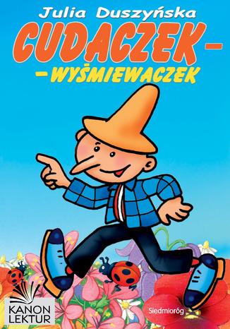 Okładka książki Cudaczek - wyśmiewaczek