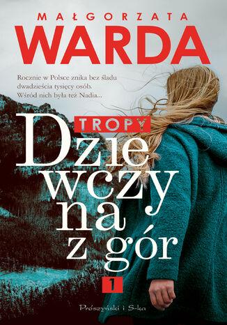 Okładka książki/ebooka Dziewczyna z gór. Tropy