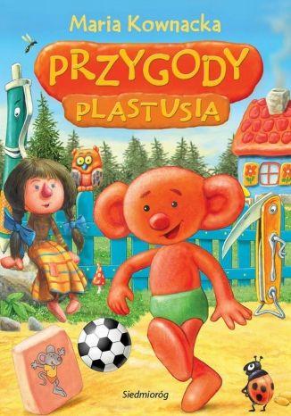 Okładka książki Przygody Plastusia