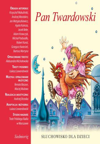Okładka książki/ebooka Pan Twardowski