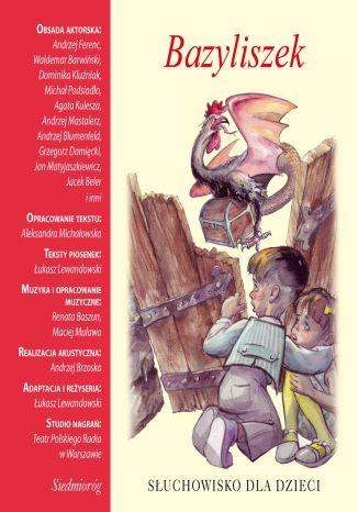 Okładka książki/ebooka Bazyliszek
