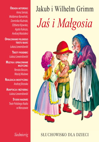 Jaś i Małgosia. Audiobook. mp3