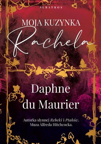 Okładka książki/ebooka MOJA KUZYNKA RACHELA