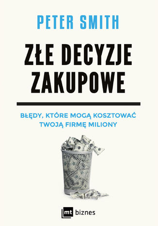 Okładka książki Złe decyzje zakupowe