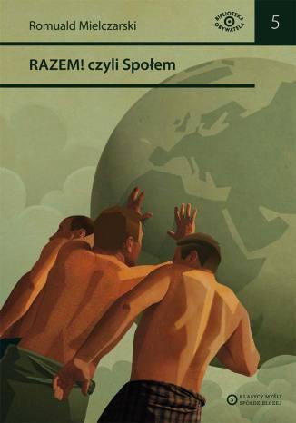 Okładka książki Razem czyli Spolem