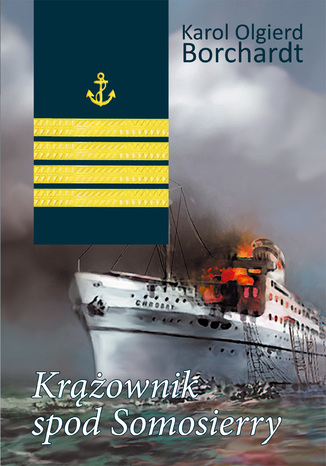 Okładka książki/ebooka Krążownik spod Somosierry