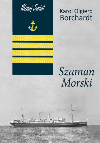 Okładka książki Szaman morski