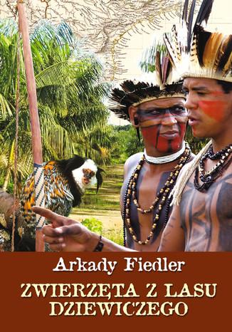 Okładka książki Zwierzęta z lasu dziewiczego