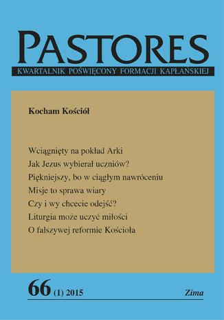 Okładka książki Pastores 66 (1) 2015