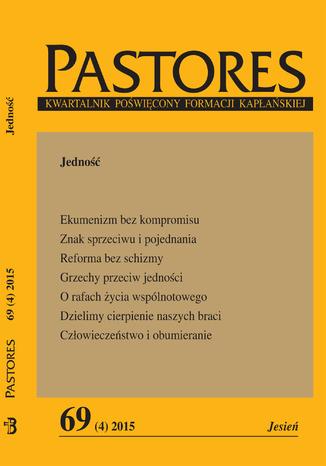 Okładka książki Pastores 69 (4) 2015