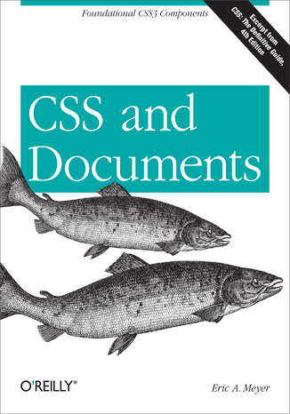 Okładka książki/ebooka CSS and Documents