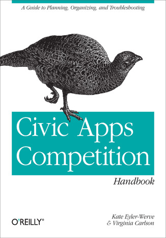 Okładka książki/ebooka Civic Apps Competition Handbook