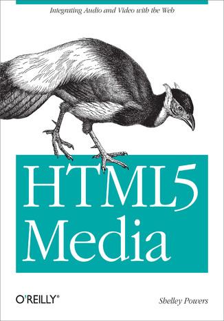 Okładka książki/ebooka HTML5 Media