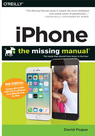 Ebook iPhone: The Missing Manual. 9th Edition