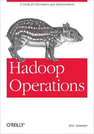 Okładka książki/ebooka Hadoop Operations