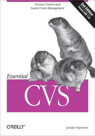 Okładka książki/ebooka Essential CVS. 2nd Edition