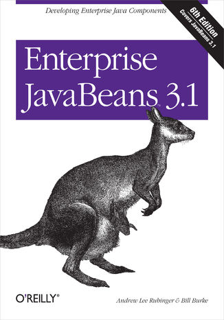 Okładka książki Enterprise JavaBeans 3.1. Developing Enterprise Java Components. 6th Edition