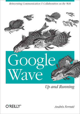 Okładka książki/ebooka Google Wave: Up and Running