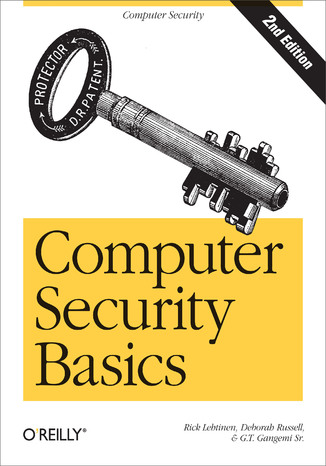Okładka książki/ebooka Computer Security Basics. 2nd Edition