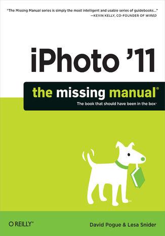 Okładka książki iPhoto '11: The Missing Manual