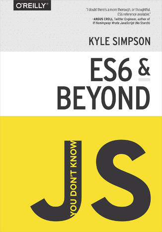 Ebook You Don't Know JS: ES6 & Beyond
