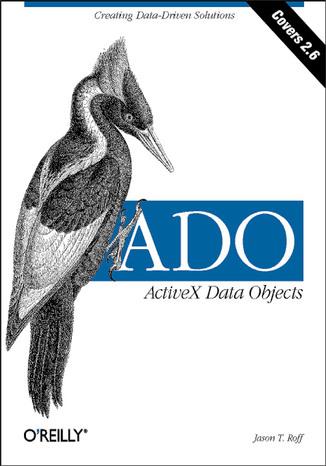 Okładka książki/ebooka ADO:  ActiveX Data Objects