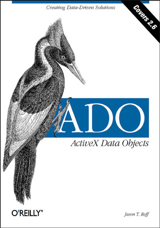 Okładka książki ADO:  ActiveX Data Objects