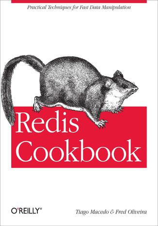 Okładka książki Redis Cookbook