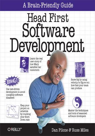 Okładka książki/ebooka Head First Software Development. A Learner's Companion to Software Development